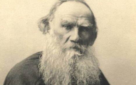 How Leo Tolstoy Became a Vegetarian and Jumpstarted the Vegetarian & Humanitarian Movements in the 19th Century Open Culture | Writers & Books | Scoop.it