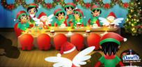 Etude de cas : retour sur l'opération Facebook «Il était une fois Noël» par Danette et KRDS   Facebook pour les entreprises   Scoop.it