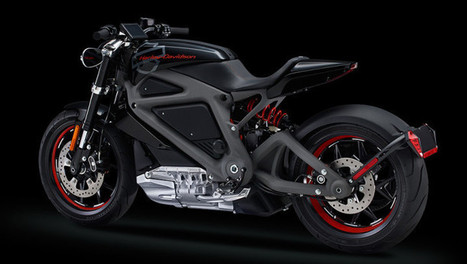 Introducing LiveWire: Harley-Davidson's First Electric Motorcycle - CleanTechies   Sustainable Energy   Scoop.it