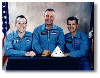 Apollo 1, Challenger, Columbia, and those who sacrifice for the stars : Bad Astronomy   The Cosmos   Scoop.it