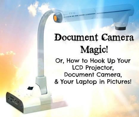 thedaringlibrarian - Document_Camera | Daring Apps, QR Codes, Gadgets, Tools, & Displays | Scoop.it