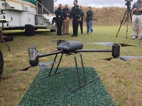 Florida police want to use drones for crowd control   Rise of the Drones   Scoop.it