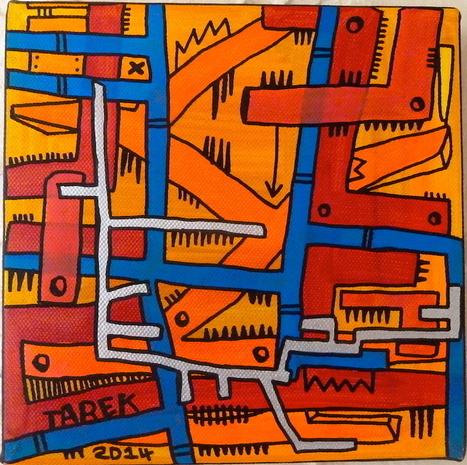 Tarek's artwork | The art of Tarek | Scoop.it