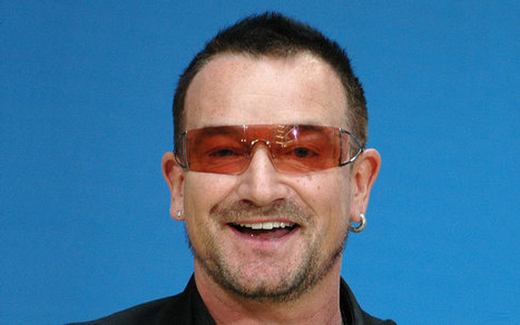 Bono: 9 Talks That Give Me Hope   SM   Scoop.it