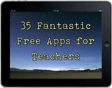 My 35 Favorite Free Apps for Teaching | Scholastic.com | iPad Apps for Education | Scoop.it