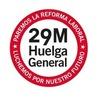 huelga ESPAÑA 29M