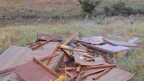 Patrols aim to reduce grassland destruction - AG Week | rangelands | Scoop.it