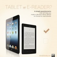 These 12 questions will help you choose between tablet and e-reader | Reading, Writing and other  Interesting Helpful Information | Scoop.it