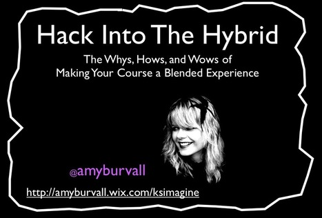 Hack Into the Hybrid: The Café , The Studio, and the Stage | Critical Conversations | Scoop.it