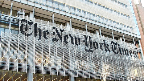 New York Times Stirs Controversy for Social Media Monitoring | In PR & the Media | Scoop.it