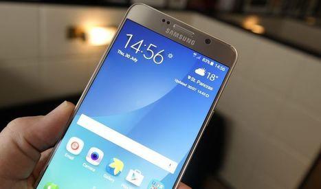Galaxy Note 6 ou 7: date de sortie, prix et fiche technique | Téléphone Mobile actus, web 2.0, PC Mac, et geek news | Scoop.it