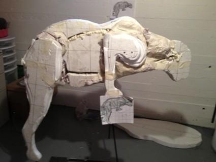 Julie's Mountain Lion Sculpture | Ultimat