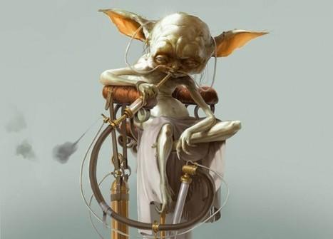 Star Wars Steampunk | Science Fiction Books | Scoop.it