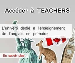 KIDS - l'univers dédié aux enfants - English for Schools | Projet the Ghost - TICE | Scoop.it