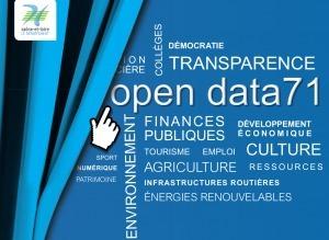 L' Open Data du CG71, ce qui va changer en France | Web et Social | Scoop.it
