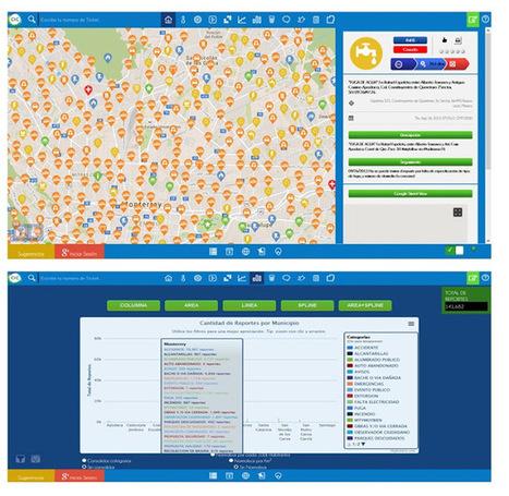 Geoinformación: 7 ejemplos de aplicaciones de denuncia ciudadana - eGobierno | #GoogleMaps | Scoop.it