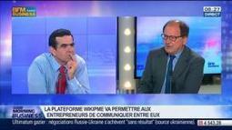 WikiPME, la première communauté numérique des entrepreneurs de France, Hervé Novelli, dans GMB – 16/06 | L'évolution numérique | Scoop.it