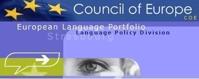 Council of Europe: Language Portfolio | Language Portfolios and ePortfolios | Scoop.it