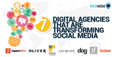 7 Digital Agencies That Are Transforming Social Media | Tourism Storytelling, Social Media and Mobile | Scoop.it