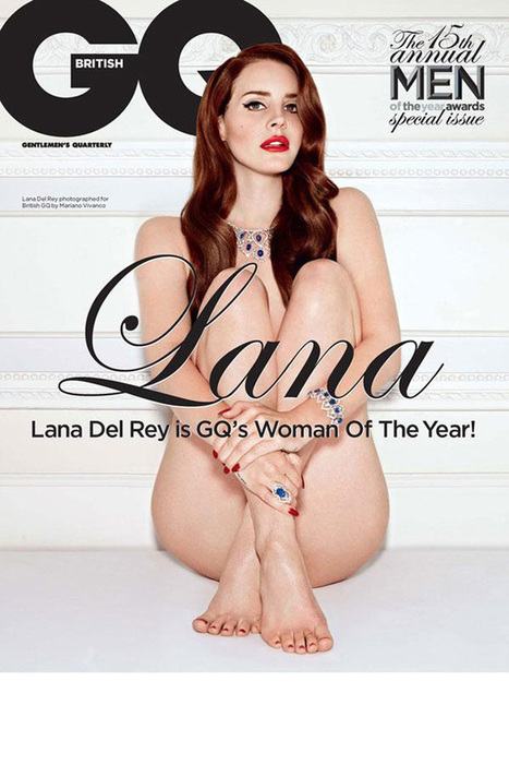 Lana Del Rey For GQ Magazine | Lana Del Rey - Lizzy Grant | Scoop.it