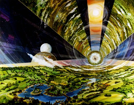 Des colonies dans l'espace | Mutations et convergences discordantes | Scoop.it