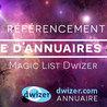 Référencement SEO Annuaire Dwizer : nouveaux Sites