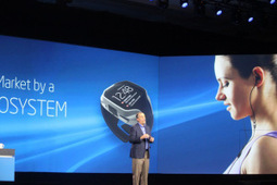 #CES2014_Intel's new boss presents his vision on wearable technology | UX-UI-Wearable-Tech for Enhanced Human | Scoop.it