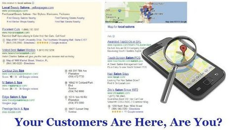 Why Offline Businesses Need Online Marketing - Search Engine Journal   Competitive Edge   Scoop.it