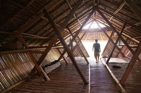 Building Dormitories With Local, Recycled Timber and Renewable Bamboo in Thailand | profile | Scoop.it