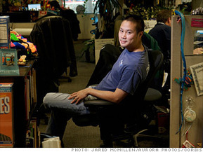 Tony Hsieh's new $350 million startup - Fortune Tech | Entrepreneurship, Innovation | Scoop.it