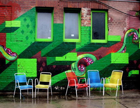 La vie d'une fille: Street Art Tour - Berlin | espaces publics urbains | Scoop.it