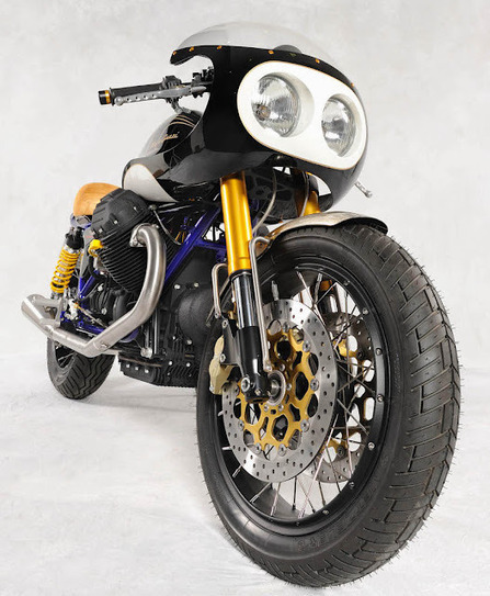Cafe Racers, Bobbers, Trackers, custom and classic motorcycle parts. | Cafe Racer of Ohio | Scoop.it