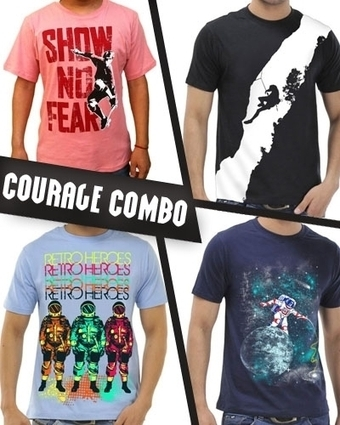 Buy Funny T-shirts for men at lowest cost. | Designer T-Shirts | Scoop.it