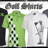 Tattoo golf shirts era. Wild fashion!!