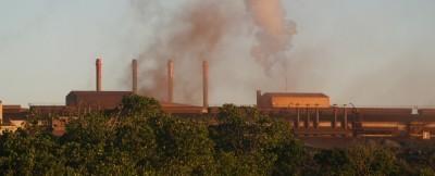 Centrale SLN Eramet charbon 1 - Climat 0 - Ensemble Pour La Planète | Pollutions minières | Scoop.it