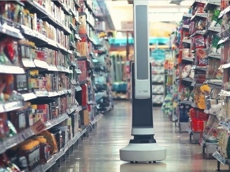 Intel: sensori, robot e dati cambieranno lo shopping | Digital Collaboration and the 21st C. | Scoop.it
