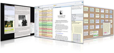 Scrivener, Your Virtual Writing Assistant | New Writing Technology Must Haves | Scoop.it
