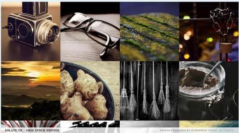 Solate: gran colección de imágenes Creative Commons para tus proyectos | Herramientas TIC para el aula | Scoop.it