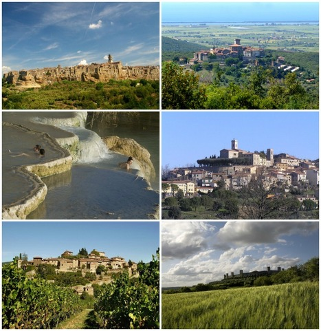 Towns in Tuscany Your Travel Agent Has Never Heard Of | Locanda la Pieve | Scoop.it