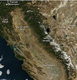 Yale Environment 360: NASA Images Show Severity Of California's Record-Setting Drought | Conscious Travel | Scoop.it