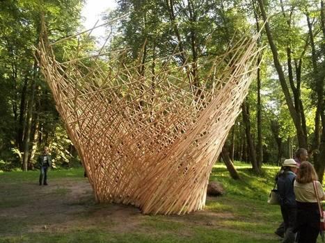 Mirosław Maszlanko:: Opus Retikulatum | Art Installations, Sculpture, Contemporary Art | Scoop.it