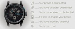 Un concept de montre connectée   Printf   And Geek for All   Scoop.it