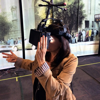 Virtual Documentaries Try to Re-create Real-Life Drama | MIT Technology Review | Interactive possibilities | Scoop.it