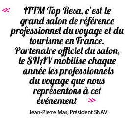 TOUCH & SELL expose aux salons IFTM et Map Pro, du 29 septembre au 2 octobre à Porte de Versailles, Paris   e-biz   Scoop.it