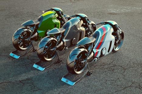 LOTUS C-01 | Vintage Motorbikes | Scoop.it