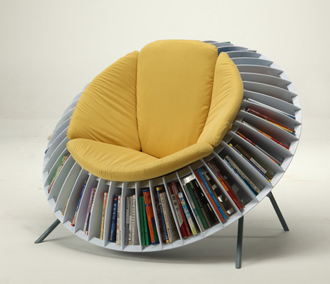 This Is The Sunflower Chair | OhGizmo! | Everything Meags! | Scoop.it
