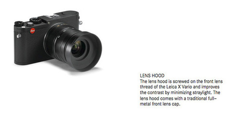 The Leica X Vario Mini M - It's official! | STEVE HUFF PHOTOS | Leica M Photography | Scoop.it