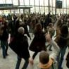 Le phénomène Flash mob