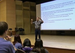Improve grades, reduce failure – undergrads should tell profs 'Don't lecture me' | UW Today | Pharmacy Education for Clinical Pharmacists | Scoop.it