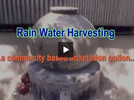 Rain Water Harvesting: a community based adaptation option | Agriculture and Climate Change | Scoop.it